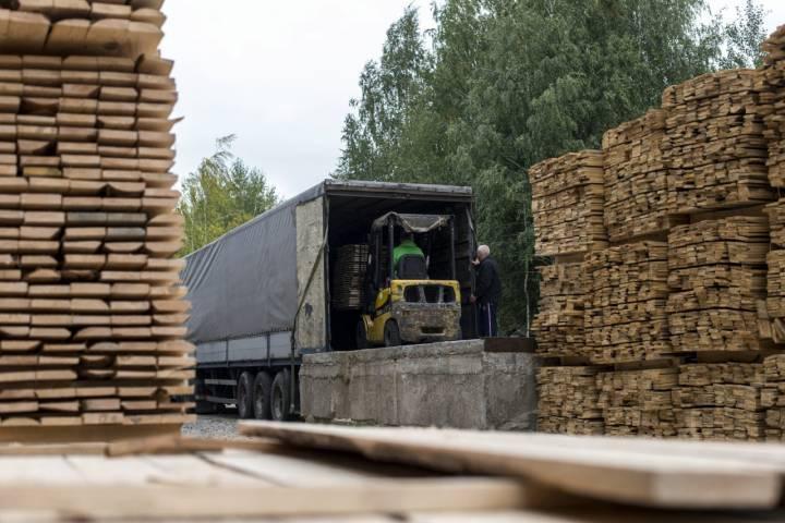 Wie kann die Qualität von Schnittholz bestimmt werden?